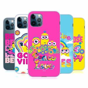 OFFICIAL MINIONS: RISE OF GRU(2021) DAY TRIPPER GEL CASE FOR APPLE iPHONE PHONES