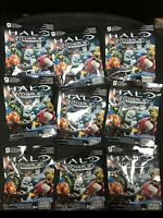 2x Mega Bloks Halo Charlie Series Pack LOT OF 2 NEW SEALED Blind BAGS