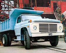 1972 Ford F600 Dump Truck Photo Poster Mexico zc6946-DC77L3