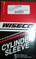 YAMAHA YZ125 WISECO CYLINDER SLEEVE YZ 125 1989