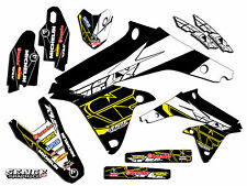 2005 2006 RMZ 450 GRAPHICS KIT SUZUKI RMZ450 05 06 DECO DECALS STICKERS MOTO