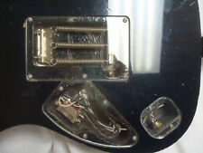 Clear Replacement Cavity Covers fit Ibanez(tm) Jem RG FP DNA MC