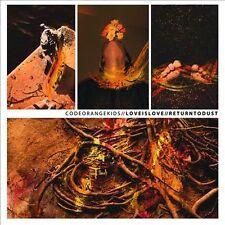Love Is Love/Return to Dust [Digipak] by Code Orange Kids (CD, Nov-2012, Deathwi