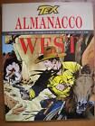 TEX ALMANACCO ALMANACCO DEL WEST 2002 OTTIMO