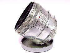 LENS HELIOS-44 58mm F2 RUSSIAN SLR SCREW M39 PENTAX/ZENIT CANON