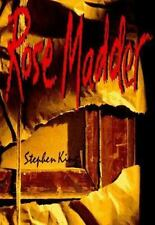 Rose Madder by Stephen King    Fiction  Hardcover