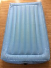 Aerobed for Kids, Pump, bag, flannel cover EUC