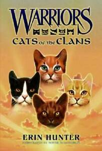 Warriors: Cats of the Clans (Warriors Field Guide) - Hardcover - VERY GOOD