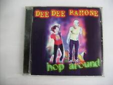 DEE DEE RAMONE - HOP AROUND - CD EXCELLENT CONDITION 2000