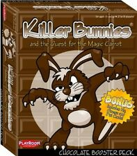 1x  Killer Bunnies: Chocolate: Booster Deck: 2010 Edition Brand New Board Games