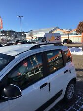 Aluminium Dachträger für Fiat Panda Typ 312 NEU inkl Menabo Tiger EBA