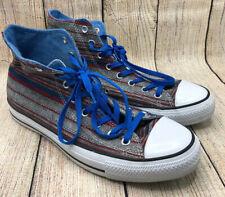 Converse Chuck Taylor Fabric Hi Tops Multicolor Shoes Men's US12 or Women's US14