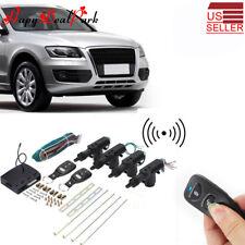 Car Remote Control 4 Door Power Central Lock System Auto Locking