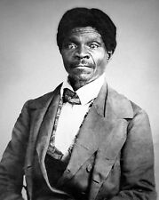 8x10 Photo Dred Scott an enslaved African American Man Sued for his Freedom 1857