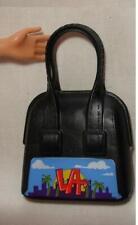 Barbie doll accessory La purse bag handbag pocketbook