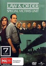 Law And Order SVU : SEASON 7 : NEW DVD