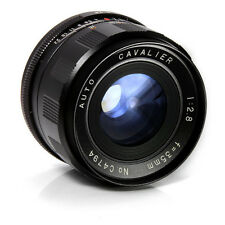 Cavalier 35mm F/2.8 non Ai Lens for Nikon, Canon, Sony NEX, Alpha, M4/3 Lumix