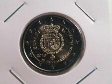 Pièces d'euro d'Espagne, année 2018