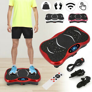 Vibration Machine Exercise Vibrating Plate Platform  Fitness Body Shaper Trainer
