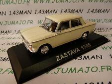 G Voiture 1/43 IXO DEAGOSTINI Balkans : ZASTAVA 1300 (Fiat 1300)