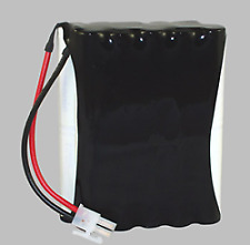 Replacement Battery For Cardioline Delta 1 Plus , R&D Batteries 5932