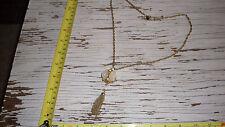 Park Lane statement rhinestone pretty tassel statement necklace jewelry chic