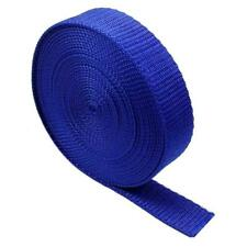 "10 Meter X 25mm Polypropylene 1"" Webbing Assorted Colours Light Blue"