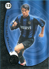 Figurina INTER CARDS 2000 DS n. 13 CHRISTIAN PANUCCI