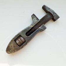 Vintage King Dick adjustable spanner / wrench tool
