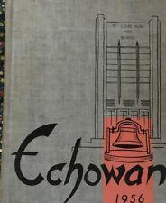 ECHOWAN, ST. LOUIS PARK HIGH SCHOOL MINNESOTA YEAR BOOK, 1956