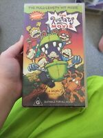 The Rugrats Movie. VHS Video Tape