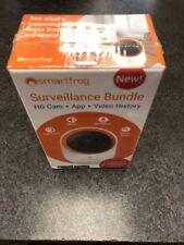 Smartfrog Surveillance Bundle HD Cam + App + Video History - New Sealed - BG