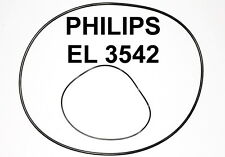 SET BELTS PHILIPS EL3542  REEL TO REEL EXTRA STRONG NEW FACTORY FRESH EL 3542