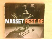 CD / GERARD MANSET / BEST OF / EXCELLENT ETAT