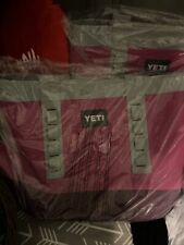 YETI CAMINO CARRYALL 35 LIMITED EDITION * PRICKLY PEAR PINK! NEW w/TAGS! 🧊