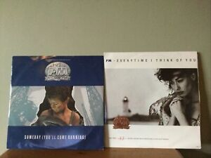 "2 X FM 12"" Singles Every Time I Think Of You - Someday Vinyl"