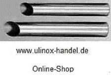 dünnwandiges Edelstahlrohr 1.4301 VA, 60,3x1,5 mm rostfrei Motorsport 1000 mm
