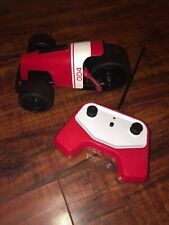 Sharper Image Wireless Rc Action Remote Control Phantom Racer Trike Red 004 Guc