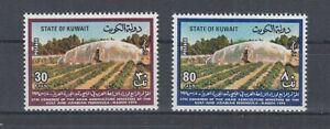 Kuwait 822/23 Landwirtschaftsminister Conférence (MNH)