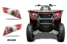 AMR Racing Arctic Cat Alterra 400/450 Headlight Graphics Eye Sticker Decals SPLC