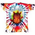 Rare Vintage Pearl Jam 1995 Tour Shirt Tie-dye Grateful Dead Nirvana Soundgarden