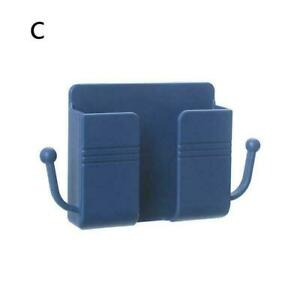 Multi-function Wall-mounted Mobile Phone Storage Box Convenient F5V2