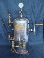 Macchina per seltz acque gazose E&S Morpurgo 1920 bar caffè old Italy