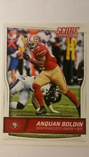 NFL Trading Card Anquan Boldin San Francisco 49ers Score 2016 Panini