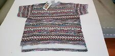 Vintage Jimmy Z Jimmy'Z T Shirt Nwt Tag Native Nation New 1984 ?Small Rare Aztec