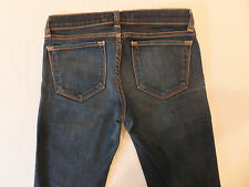 J Brand 914 DKV 24 x 34 Straight Leg Stretch Women's Jeans