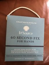 Crabtree & Evelyn La Source 60 Second Fix For Hands 3.5 oz New