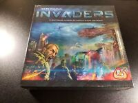 Invaders Board Game by Mark Chaplin - BRAND NEW SEALED