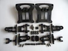 Nuevo conjunto de brazo de suspensión completa de Tamiya/underguards/piezas para brazos de dirección 'TT01D
