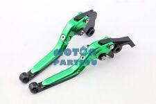 PRO Brake Clutch adjustable Levers For Kawasaki 05-09 ZZR600 12-14 Versys 1000GB